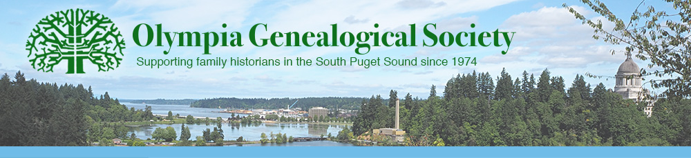 Olympia Genealogical Society